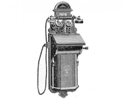 Ericsson wallphone
