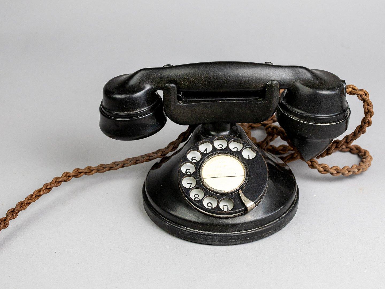 Strowgerphone