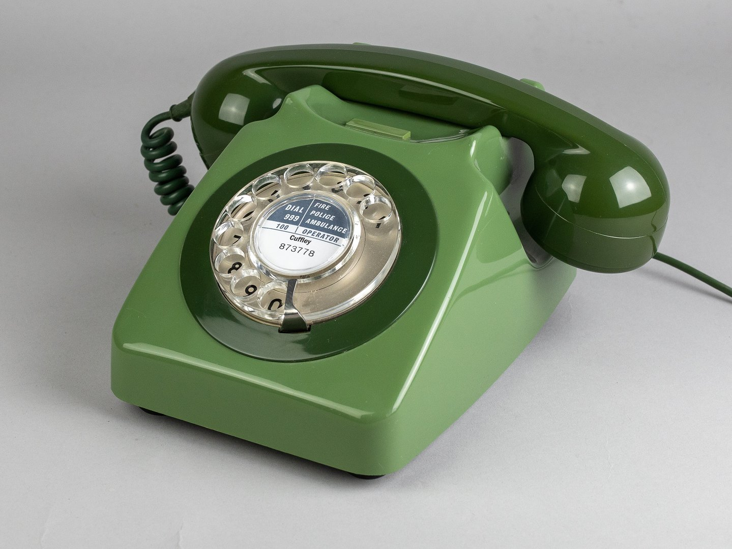 Green 746