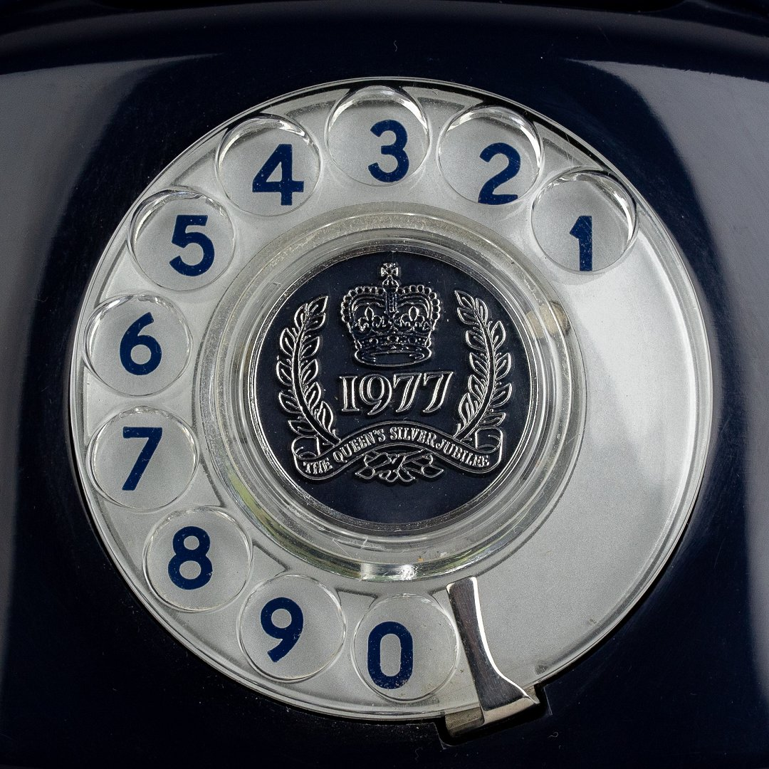 Compact Jubilee dial