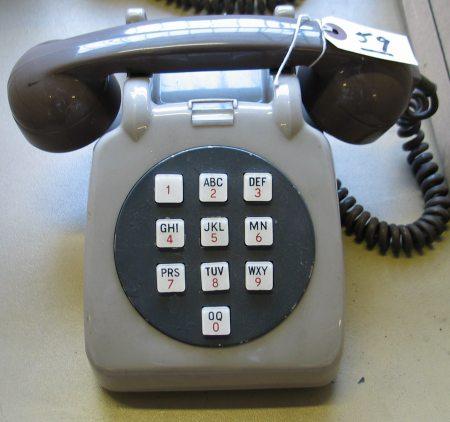 Trial PB phone